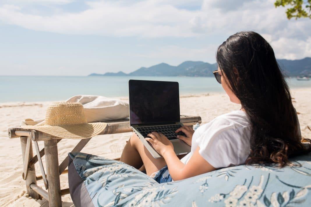 Le travailleur nomade : l'avenir pour certains ?