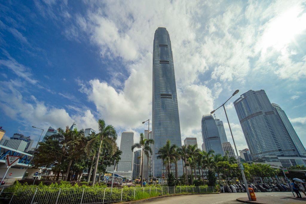 Pourquoi Hong Kong?