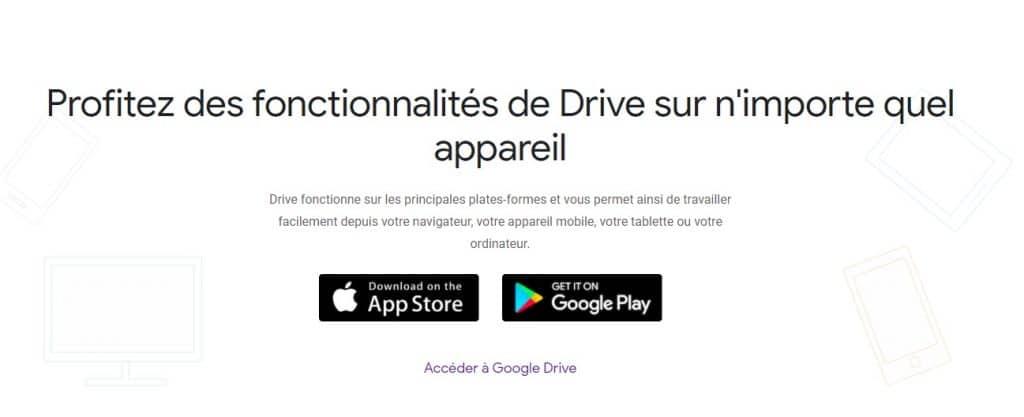 Comment installer Google Drive sur iPhone ?