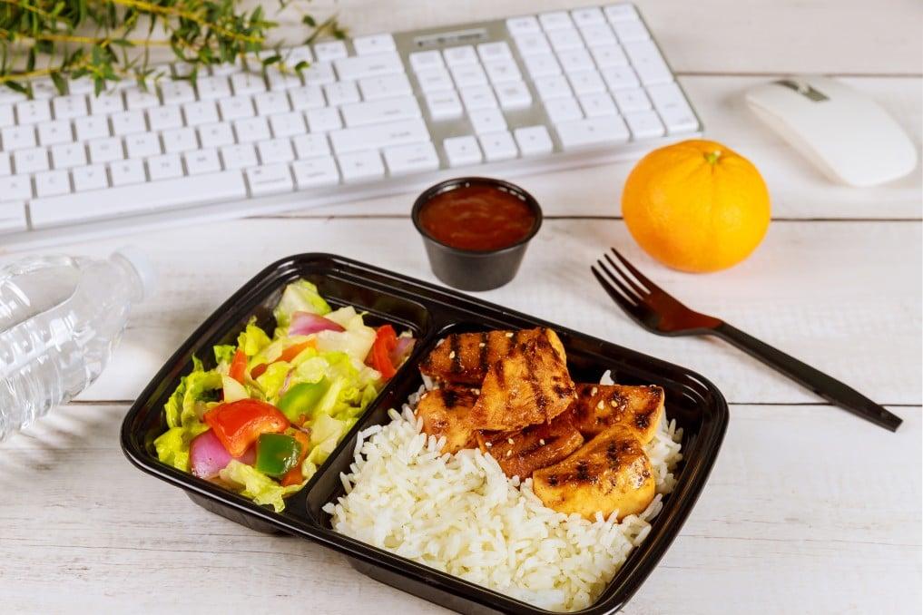 Comment bien manger au bureau ?